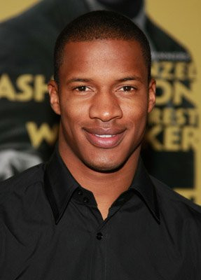 Nate Parker at event of The Great Debaters (2007)