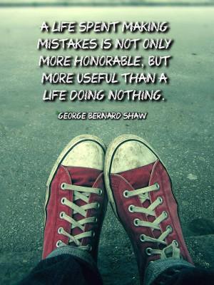 George Bernard Shaw Quote