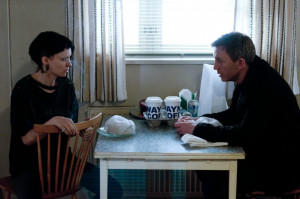 The Girl with the Dragon Tattoo Quotes - 'I can't find something you ...