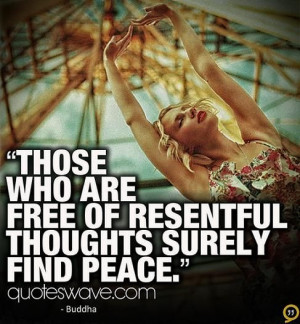 Peace and quiet pictures and quotes | ... surely find peace. | Gautama ...