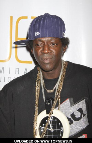 Flavor Flav Celebrates His 50th Birthday at JET Nightclub Las Vegas on ...