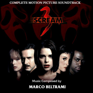 Scream 3 - 2CD bootleg