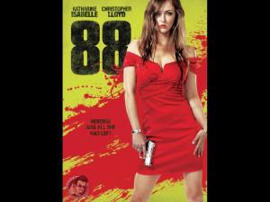 Katharine Isabelle 2015 Movie 88 Poster HD Wallpaper