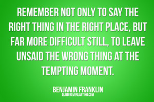 Free Download Famous Sayings Quotes From People Benjamin Franklin