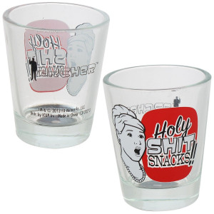 Archer Cast Quotes Shot Glass Set