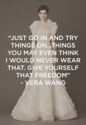 Dear Frannie Friday--Best Fashion Quotes (Part One)
