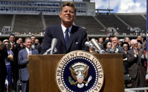 John Fitzgerald Kennedy - US Presidents: 30 great one-liners
