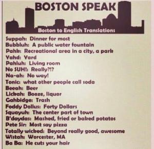 Boston Humor