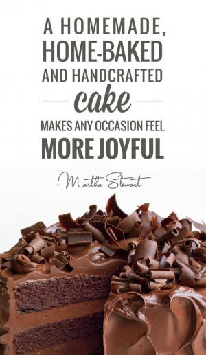 Talking Cakes with Martha Stewart | Interview & Recipe | TheCakeBlog ...