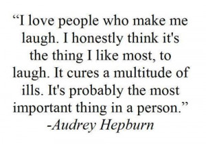 audrey hepburn, quote