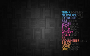 Positive Thinking Quotes HD Wallpaper 9