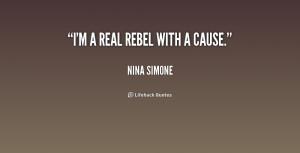 Quotes by Nina Simone