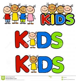 The Word Friends Clipart Kids friendship diversity 2