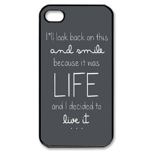 Ed Sheeran Quotes iPhone 4 4s Case Hard Plastic iPhone 4 4s Case