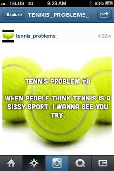 Funny Tennis Quotes Funny tennis quotes