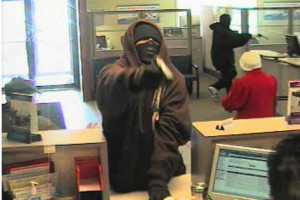 Police hunt armed robbery