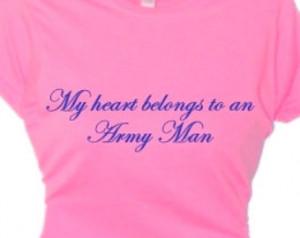 ... Girls Women's Apparel, Quotes T Shirt, Military Sayings Tee shirts