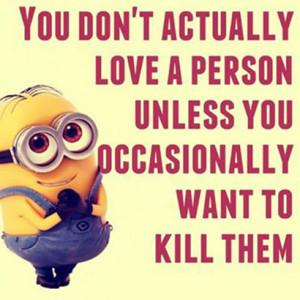 Love and Kill Them