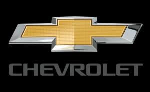 Chevrolet logo 2013 version