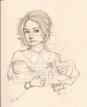 Scarlet Letter - Hester Prynne by Fuzzy0097