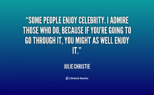 Admire You Quotes