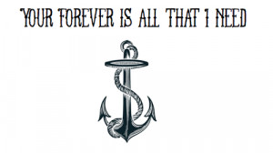 anchor, cute, forever, sleeping with sirens, sws