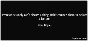 More Hal Boyle Quotes
