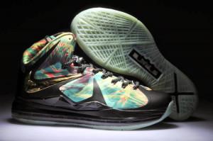 "the Nike LeBron X and putting the Nike LeBron X Low ""Championship ..."