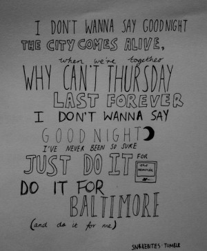 all time low - For Baltimore! :)