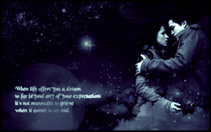 Twilight edward and bella quotes