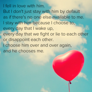 Love Quotes From Books 2013