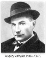 Yevgeny Zamyatin - 1970-01-01, Novelist, bio