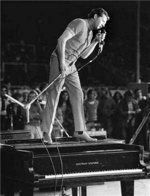 Quotes by Jerry Lee Lewis