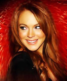 Lindsay Lohan Back Her