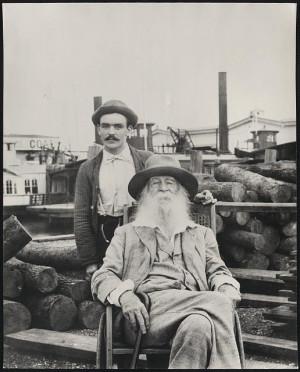 Walt and Warren Fritzinger