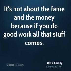 David Cassidy Quotes