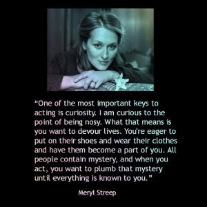 movie actor quote meryl streep film actor quote # merylstreep