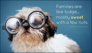 Families are Nutty Ecard
