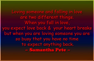falling in love quotes for her falling in love quotes and sayings for ...