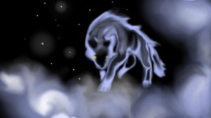 Wolf Quotes About Strength And Love Wolf sky spirit by