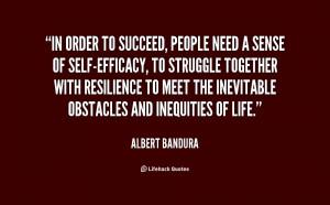 Quotes Albert Bandura Self Efficacy
