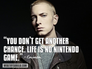 Inspirational Quotes From Eminem