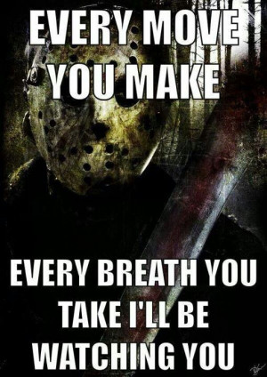 Jason Voorhees Meme