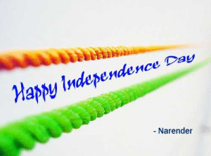 Happy Independence Day Quotes (India)