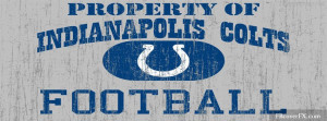 Indianapolis Colts Football Nfl 15 Facebook Cover