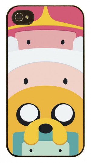Adventure-Time-with-Finn-and-Jake-BMO-Quote-Case-Cover-for-iPhone-5s ...