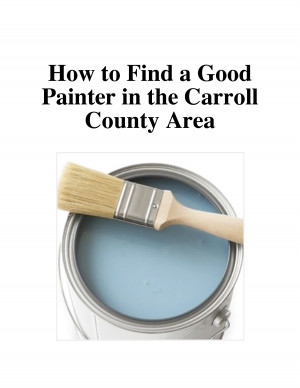 House Painting Quote Contract
