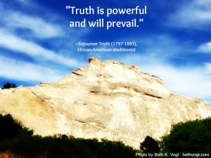 In Others' Words: The Power of Truth