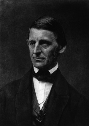 Essayist, lecturer and poet Ralph Waldo Emerson would have been 212 ...