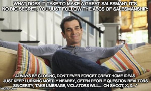 phil dunphy real estate quotes